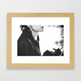 Sigurette II Framed Art Print