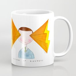 visions of radness Coffee Mug