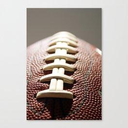 Football Season, American Sports, Pigskin Canvas Print
