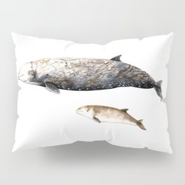 Cuvier´s beaked whale Pillow Sham