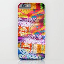 Gipsy Blanket iPhone Case