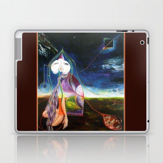 Crazy Diamond Laptop & iPad Skin