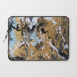 Golden Calypso Laptop Sleeve