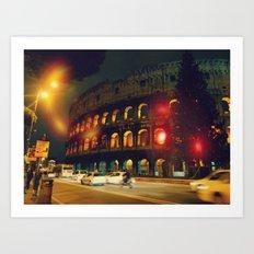 Colo II Art Print