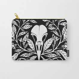 Belladonna Corvidae Carry-All Pouch