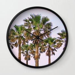 Vacay || #society6 #decor #buyart Wall Clock