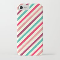 striped iPhone & iPod Cases featuring Striped. by Tayler Willcox