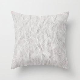 dirty optic Throw Pillow