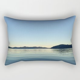 Ocean Calm V Rectangular Pillow