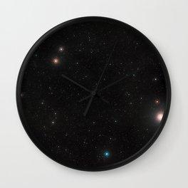 Endless space loop Wall Clock