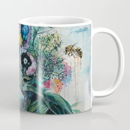 The Last Flowers Coffee Mug