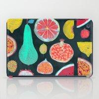 fruit iPad Cases featuring Fruit by Mouni Feddag