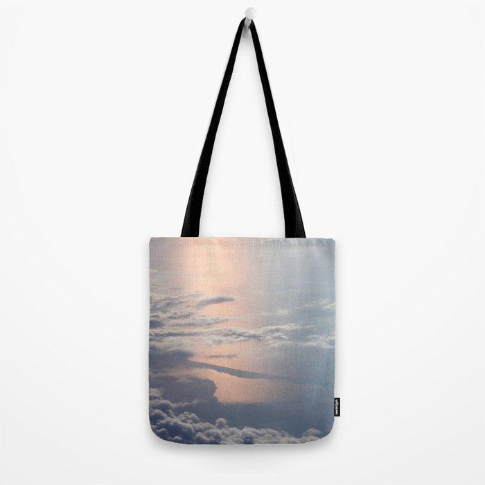 Walking On Air Tote Bag