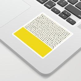 Sunshine x Dots Sticker