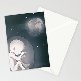 Space 06 Stationery Cards
