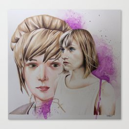 Life is Strange - Kate Marsh | Dayeanne Hutton Canvas Print