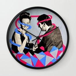 daterettes Wall Clock