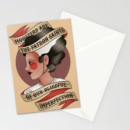Blissful Imprefection . Bride Stationery Cards