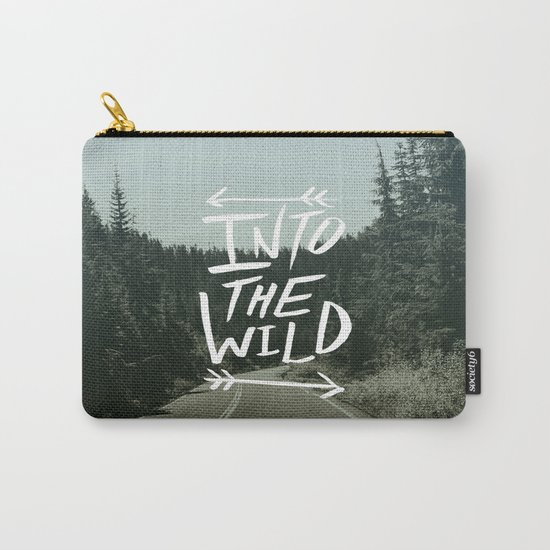 Into the Wild II Carry-All Pouch