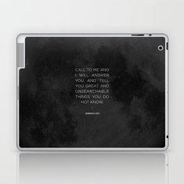 Call To Me Laptop & iPad Skin
