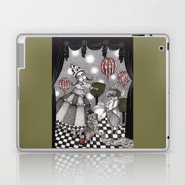 Alice's After Tea Concert Laptop & iPad Skin