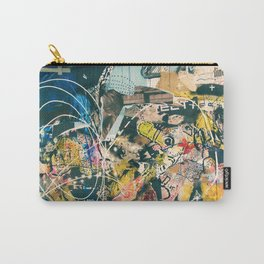 Art Graffiti vintage 4 Carry-All Pouch