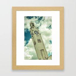 Tour de l'Horloge Framed Art Print