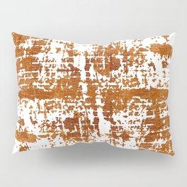 Bronze Abstract III Pillow Sham