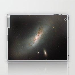 Leda NGC 4424 The Beautiful Universe Laptop & iPad Skin