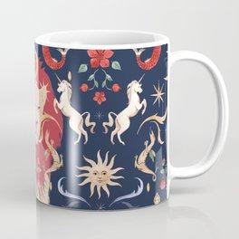 The Medieval Menagerie  Coffee Mug
