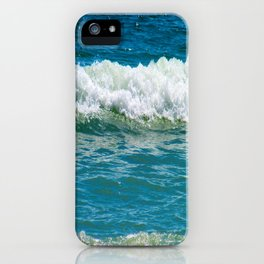 Jump On In iPhone Case