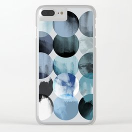 Minimalism 16 X Clear iPhone Case