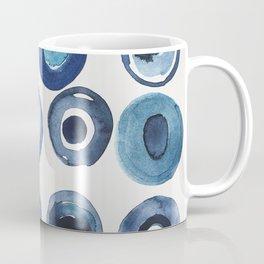 Abstract IV: deep dip Coffee Mug