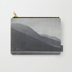 In the Shadows of Mountains Carry-All Pouch