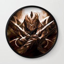 League of Legends ZED Wall Clock