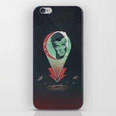 Far Above the Moon iPhone & iPod Skin
