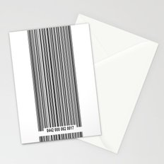 Barcode 1 Stationery Cards