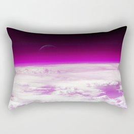 Purple Atmosphere Rectangular Pillow