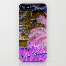 Palms of Crystal iPhone Case