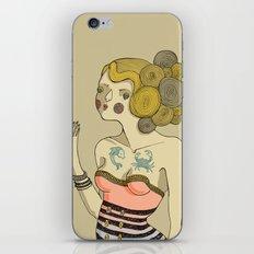 Sea Bride iPhone & iPod Skin
