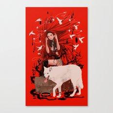 Jetlag Canvas Print