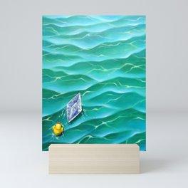 I'll guide you home Mini Art Print