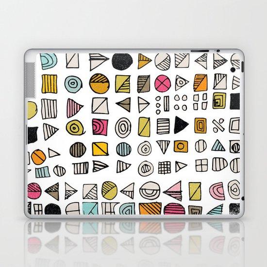 HIEROGLYPHS  Laptop & iPad Skin