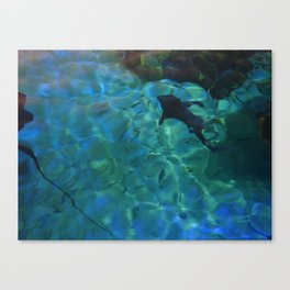 AUQ Canvas Print