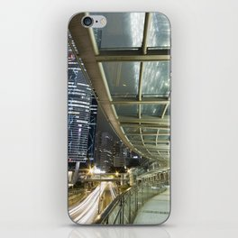 Hong Kong-Night View iPhone Skin
