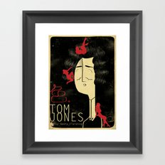 Tom Jones Framed Art Print