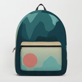 Forest and Mountian Backpack