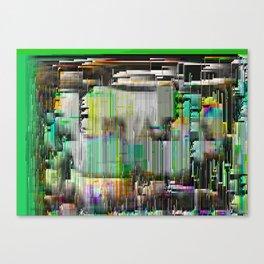 code life 2 Canvas Print