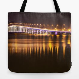 Governador Nobre de Carvalho Bridge Tote Bag