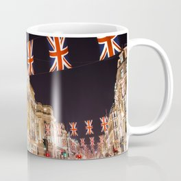 Regent Street London Coffee Mug